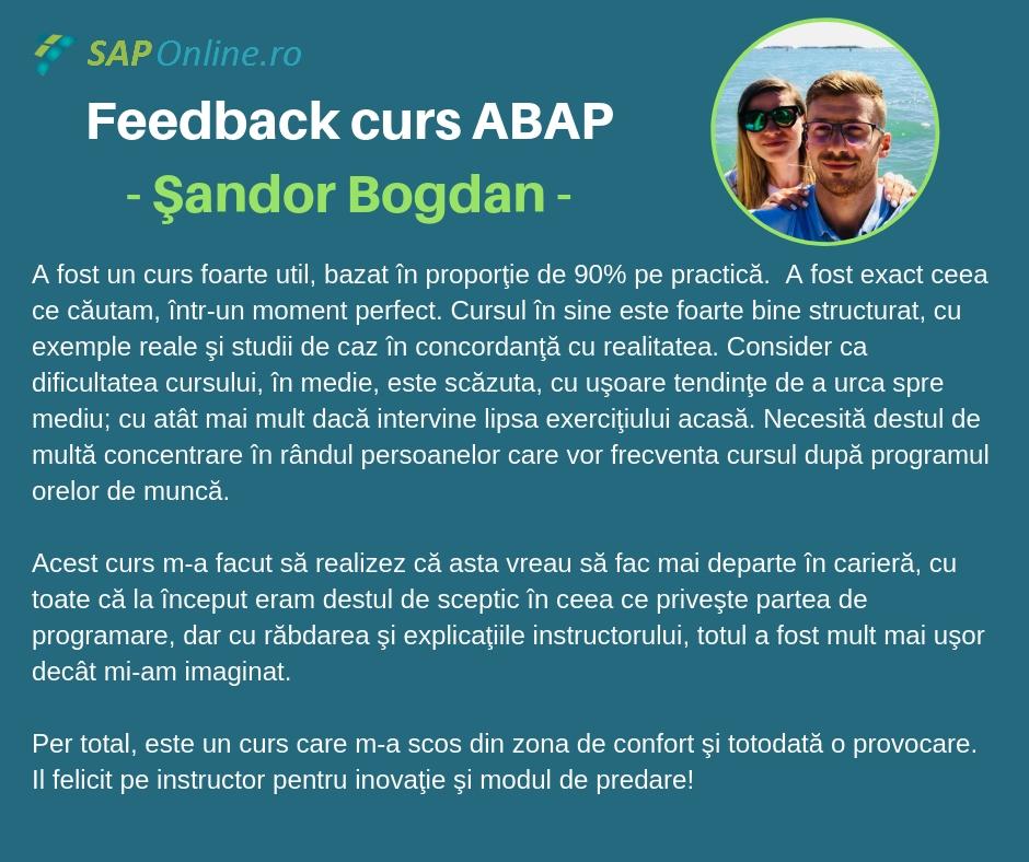 feedback_bogdan